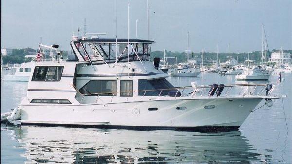 PT Aft Cabin Motor Yacht