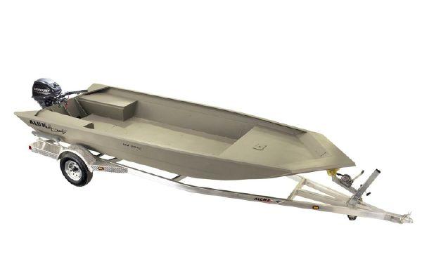 2019 Alumacraft MV 2072 AW Tiller