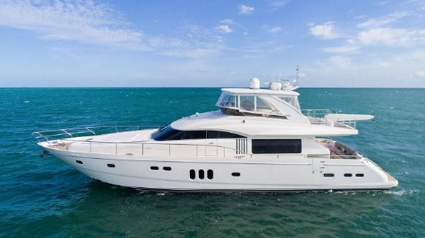 Viking Sport Cruisers by Princess 75 Motor Yacht 2008 75 Viking Sport Cruisers by Princess