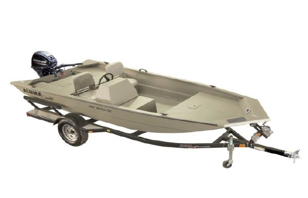 2019 Alumacraft MV 1650 AW SC