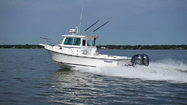 Steiger Craft 25 Chesapeake
