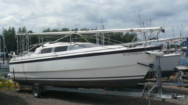 Macgregor 26X Ashore