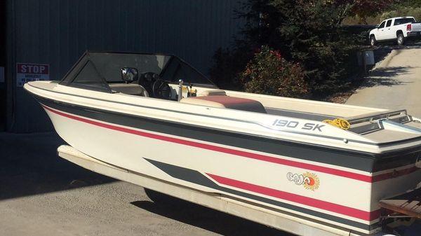 Baja 190 inboard Classic