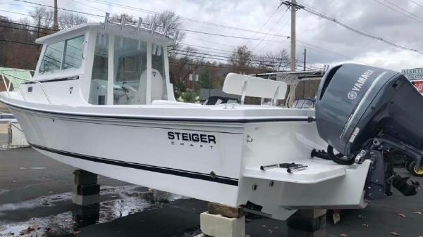 Steiger Craft 255 DV MIAMI
