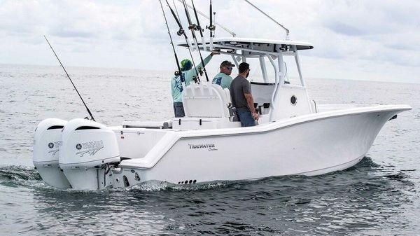 New Tidewater 280 CC Adventure Boats For Sale - Atlantic Marine