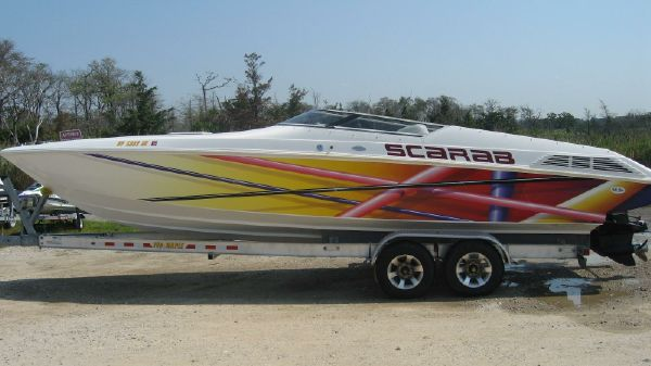 Wellcraft Scarab 29'