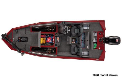 Tracker Pro Team 190 TX Tournament Edition image