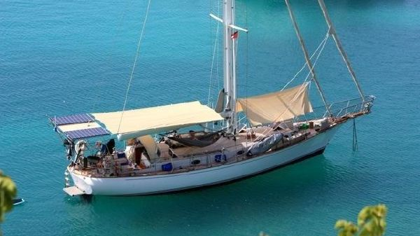 Shearwater by Acheson Rossa SA Shearwater 45 Cutter