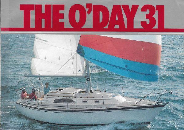 O'Day 31 image