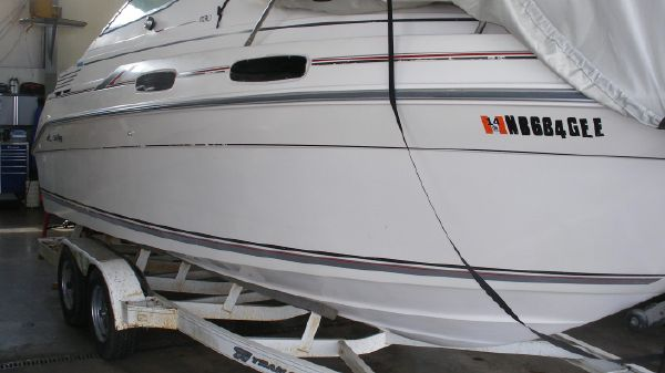 Sea Ray 230 Sundancer LTD