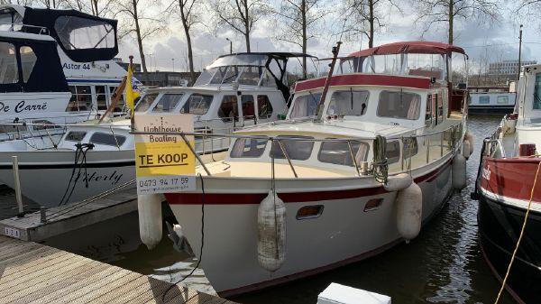 Motor Yacht Ten Broeke KRUISER