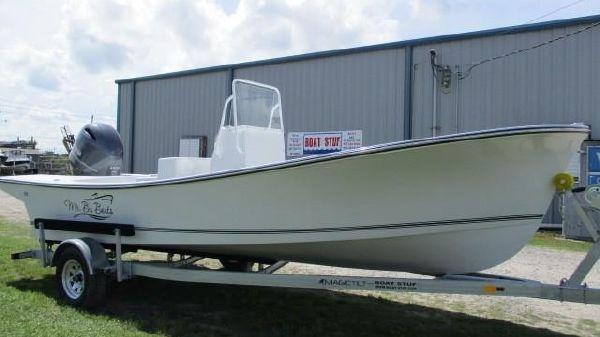 Mr. B's Boats 21 Skiff