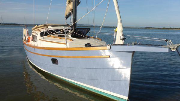 Swallow Yachts bay cruiser 26