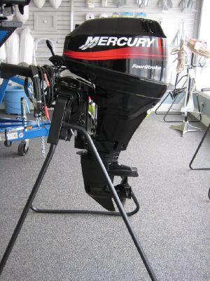 Mercury 15 HP EH 4STROKE - main image