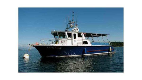 Canoe Cove Cruiser, Trawler, Motor Yacht