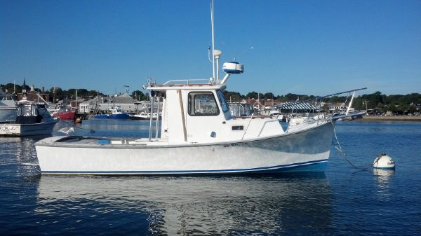 Webbers Cove Webco 26 HT/Lobster/Cruiser