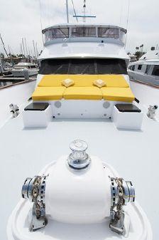Christensen Cockpit Motoryacht image