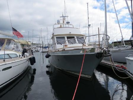 Snug Harbor Downeast deep V 50 with Rolls Royce Jets image