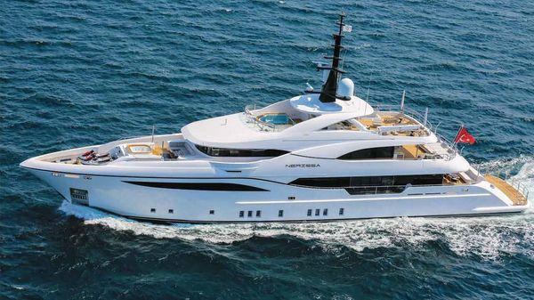 Superyacht New Unique Yacht Design