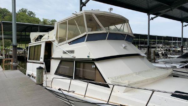 Viking 48 Motor Yacht
