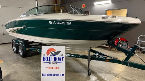 Sea Ray 210 Signature BR