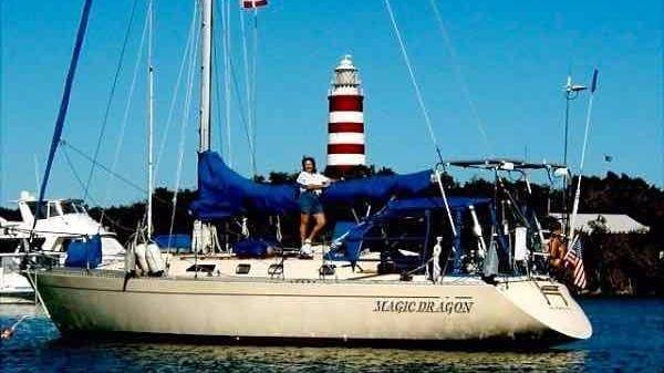 Custom Angel Marine NASSAU 45