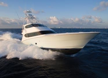 Hatteras 77 Convertible Manufacturer Provided Image