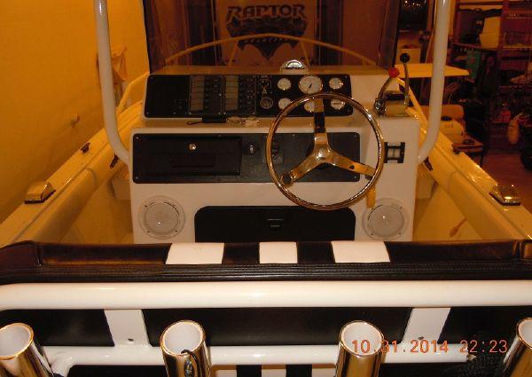 Dusky 23 center console image