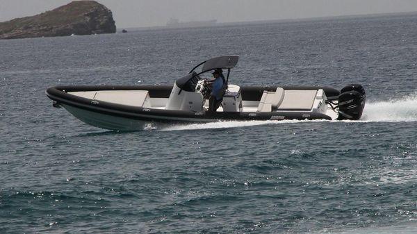 Scorpion / Ribco Seafarer 11m