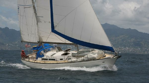 Cheoy Lee 43' Ketch
