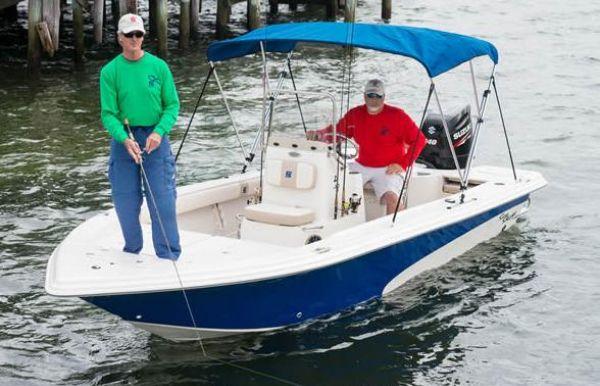 2019 Sea Chaser 21 Sea Skiff