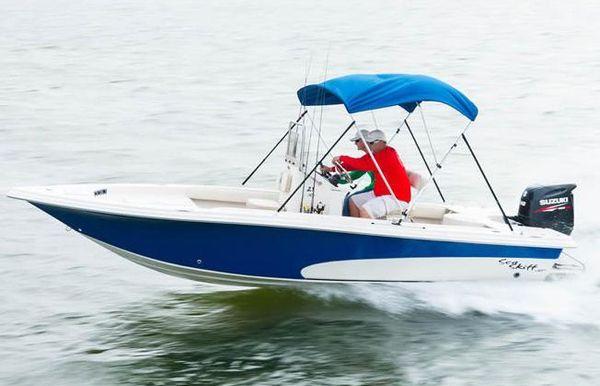 2020 Sea Chaser 21 Sea Skiff