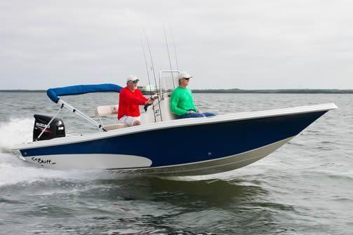 2019 Sea Chaser 19 Sea Skiff