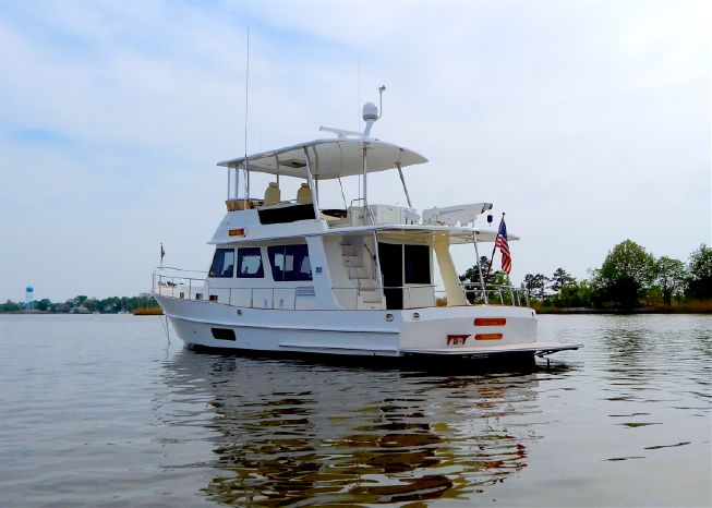 2014 Grand Banks BoatsalesListing Rhode Island