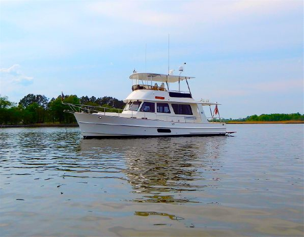 2014 Grand Banks BoatsalesListing Massachusetts