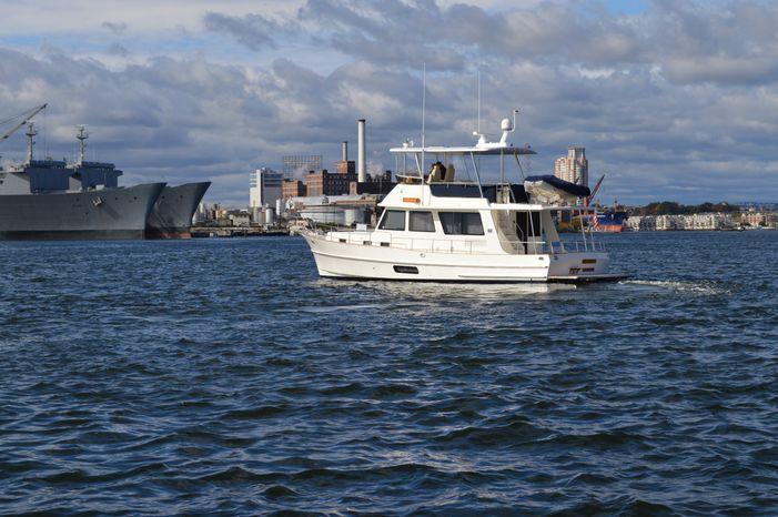 2014 Grand Banks BoatsalesListing New England