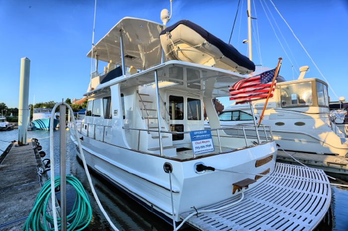 2014 Grand Banks Purchase Maine