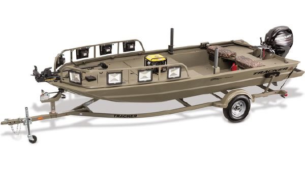 Tracker Grizzly 1760 MVX Sportsman