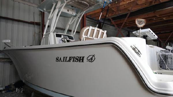 Sailfish 241CC