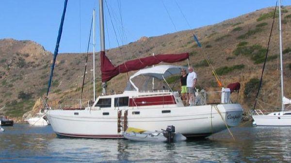 Columbia Yacht 45