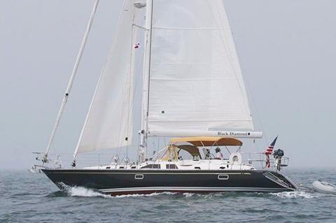 2007 Hylas 49