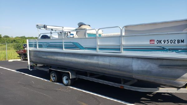 Used Voyager Pontoons Boats For Sale - Sundown Marine Inc in