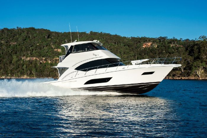 2018 Riviera 57 Enclosed Flybridge- ORDER!
