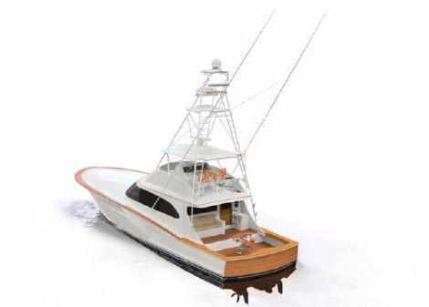 Winter Custom Yachts 63 Custom Carolina image