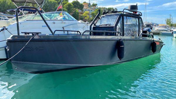 XO Boats 250 DFNDR