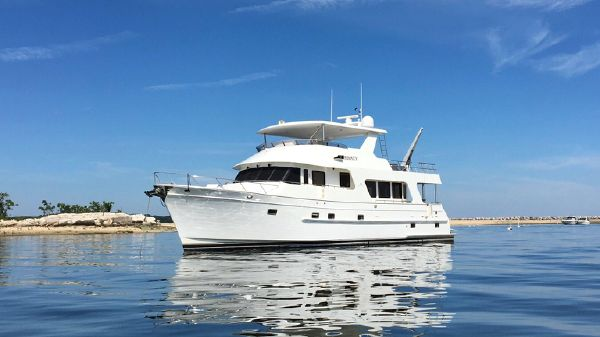 Outer Reef Motor Yacht