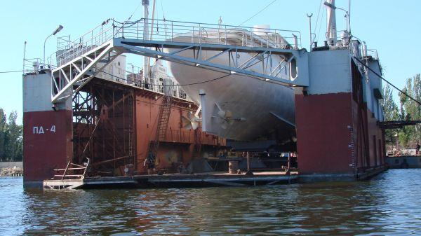 Custome Made Motor yacht 48
