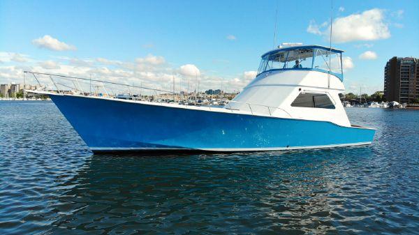 Custom 58 Chesapeake Boats Inc.