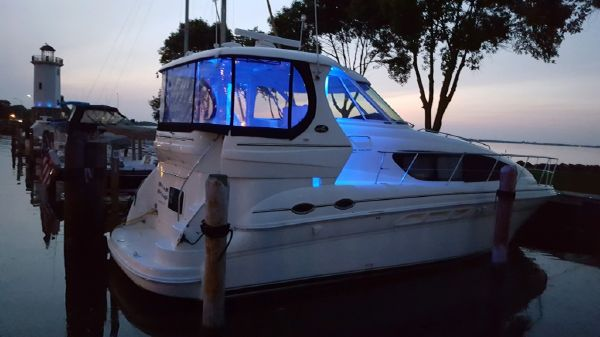 Sea Ray 390 MY