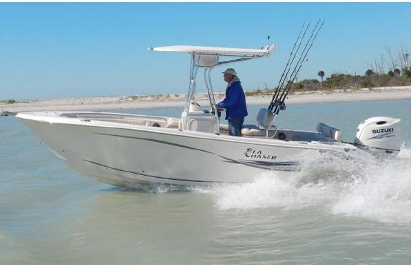 2019 Sea Chaser 20 HFC